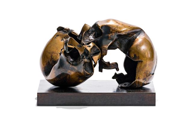 Neels (Johannes Cornelius) Coetzee, 'Untitled I (Double Skull)', 1976, Strauss & Co
