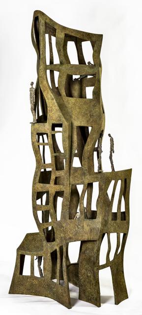 , 'Ville fantastique II,' 2013, Simard Bilodeau Contemporary