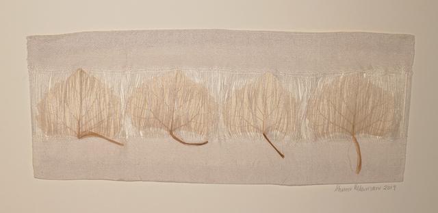 Sharon Alderman, 'Homage to Populus Fremontii X', 2019, Phillips Gallery