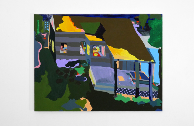 , 'Twilight, View from a Tree,' 2018, Freight + Volume