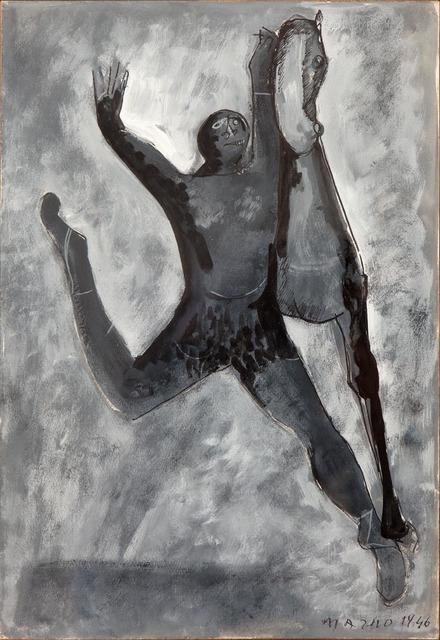 , 'Al circo (At the circus),' 1946, Studio Guastalla