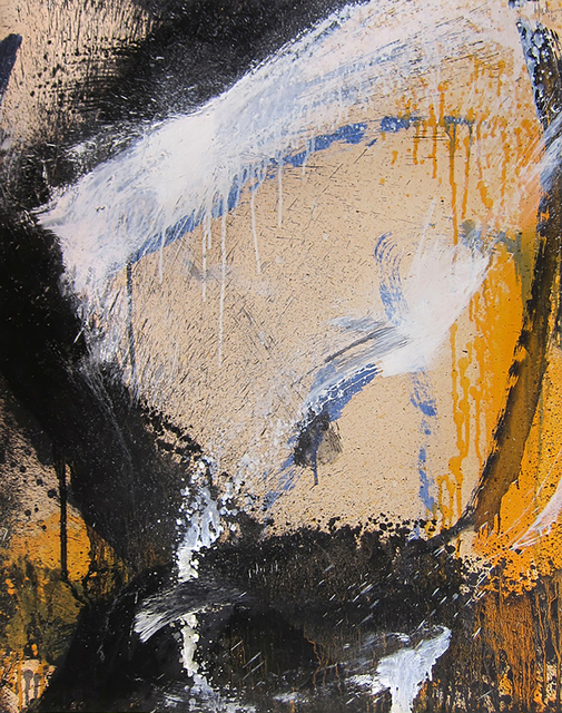 , 'Untitled (Yellow, White, and Black),' 1961, Hollis Taggart Galleries