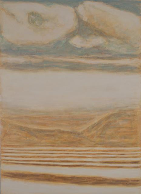 , 'Three Stripes and a Cloud,' 2011, Galeria Filomena Soares