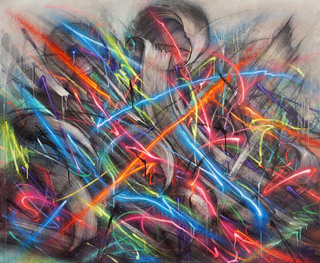 , 'Galvanize,' , Allouche Gallery