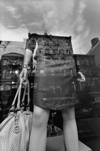 , 'New York,' 2011, Galerie Thomas Zander