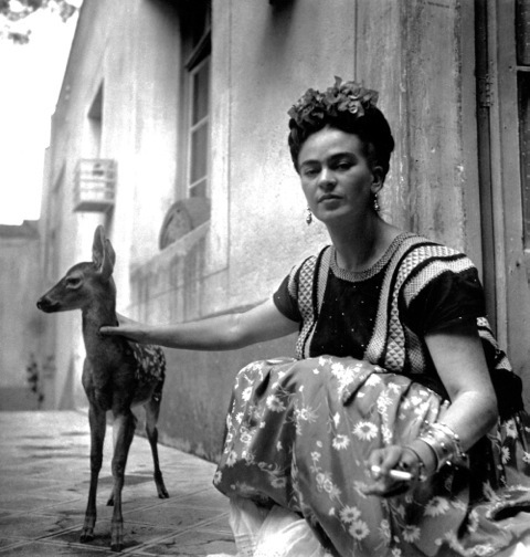 , 'Frida with Granizo,' 1939, PDNB Gallery