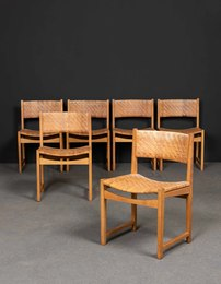 Modèle 350, Six chairs