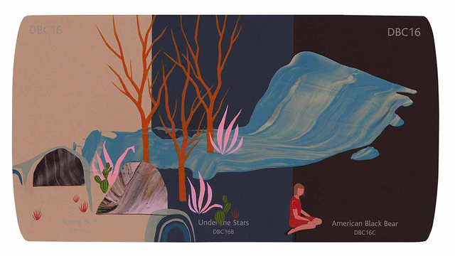 , 'Under the Stars,' 2016, Hashimoto Contemporary