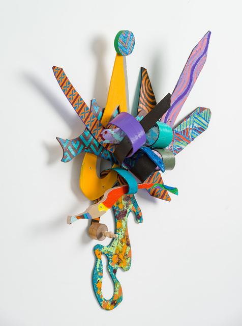 , 'Shoutin for Joy I,' 2017, Marta Hewett Gallery