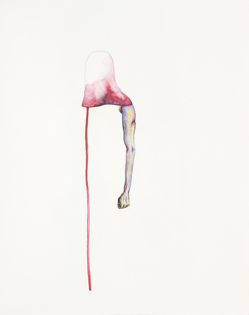 , 'Standing,' 2018, Zeno X Gallery