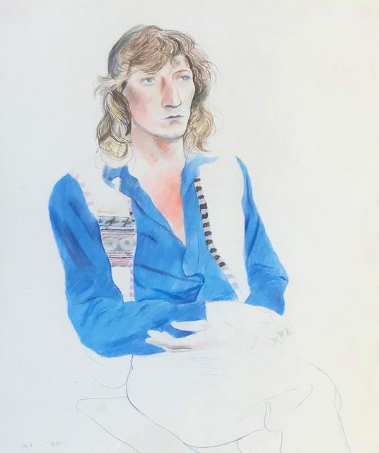 David Hockney, 'Tchaik Chassay', 1970, Frestonian Gallery