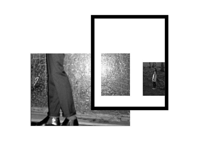 , 'Fragment #2,' 2013, Galerie Les filles du calvaire