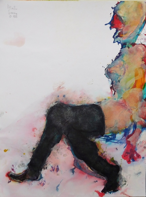 , 'Untitled, Nude #7,' 1990, Lawrence Fine Art