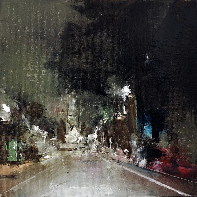 , 'Traffic Study V,' 2017, Abend Gallery