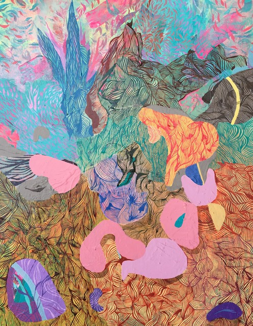 , 'Floaty,' 2017, Helikon Gallery & Studios