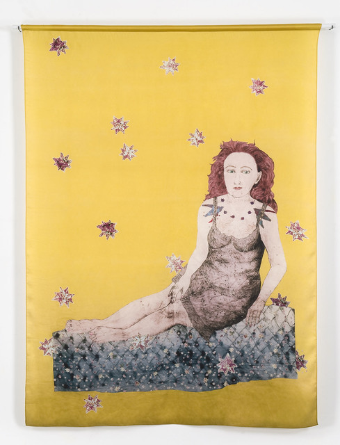 , 'Sitting with a snake,' 2007, Galerie Lelong & Co.