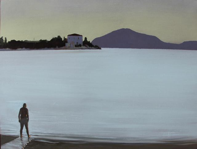 , 'Scenes from a Life - Silver Sea,' 2018, Accesso Galleria