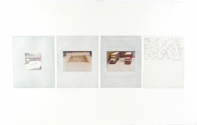 , 'Property Owner,' 1976, Sragow Gallery