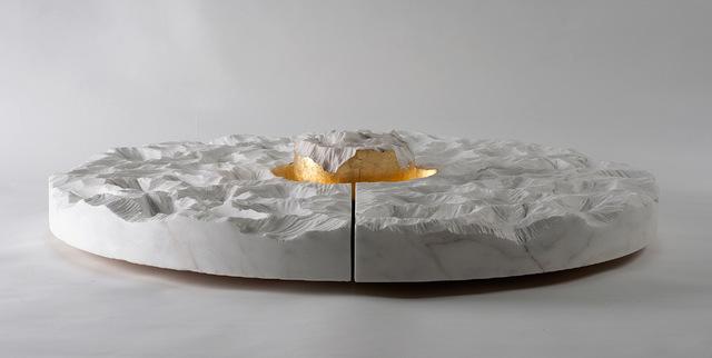 , 'Áureo XIII,' 2017, Galería BAT Alberto Cornejo