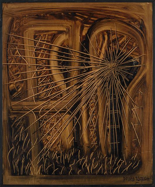 , 'Sin Título,' 1960, Del Infinito