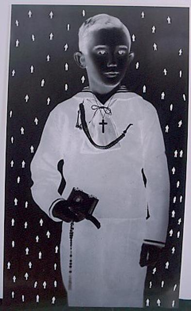 , 'Mi aislamiento no es una busqueda de felicidad,' 2003, Mario Mauroner Contemporary Art Salzburg-Vienna