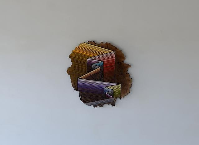 , 'Strata walls #2,' 2015, Galleria Pack