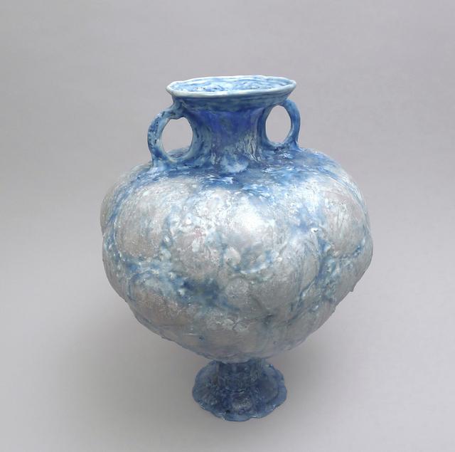 Shari Mendelson, 'Blue Bottle', 2015, Jason Jacques Gallery