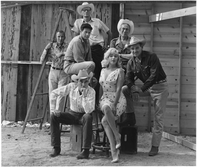 , 'The Misfits, Reno, Nevada,' 1960, PDNB Gallery