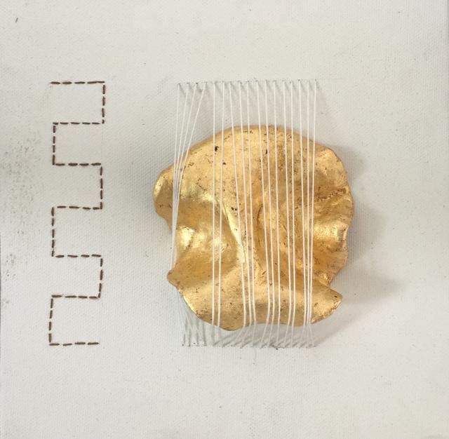 , 'Tender Golden Plate 05,' 2015, Art Vietnam Gallery