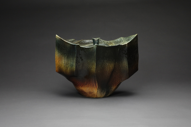 ", 'Ceremonial Vessel ""Sonsu"" (Reverence),' 2018, Onishi Gallery"