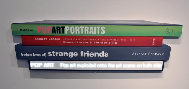 , 'Pop Art,' 2012, Bryce Wolkowitz Gallery