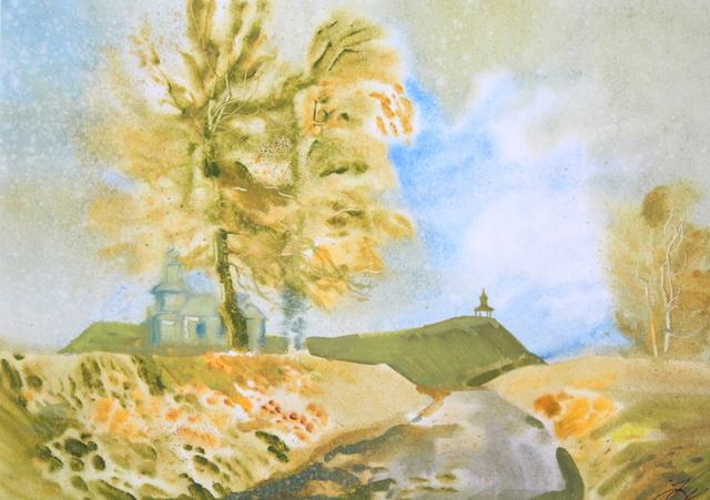 , 'Autumn,' 1988, Norman Fine Arts