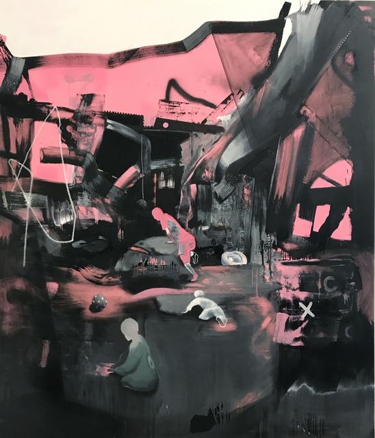 , 'Aftermath,' 2017, Joerg Heitsch Gallery