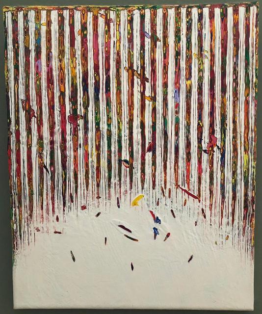 Hur Kyung-Ae, 'N°207', 2013, Barter Paris Art Club