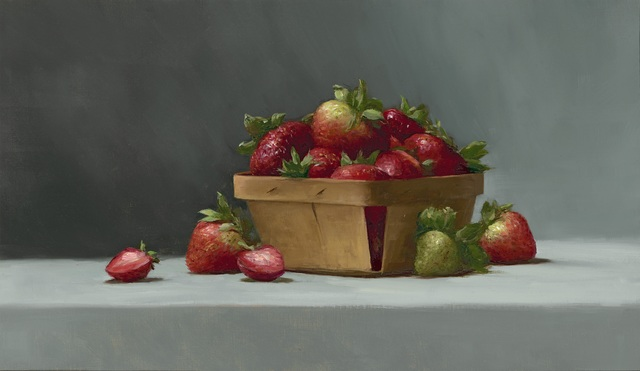 Sarah Lamb, 'Strawberries', 2017, Grenning Gallery