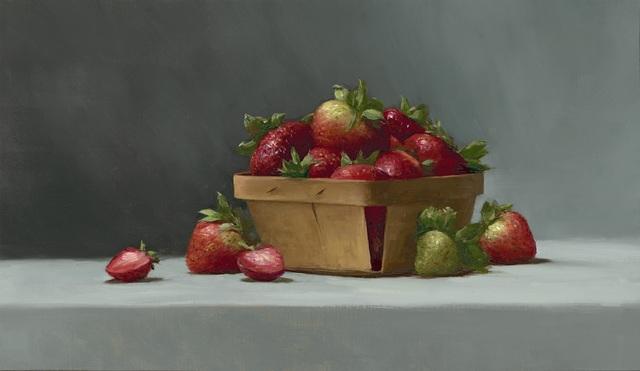 , 'Strawberries,' 2017, Grenning Gallery