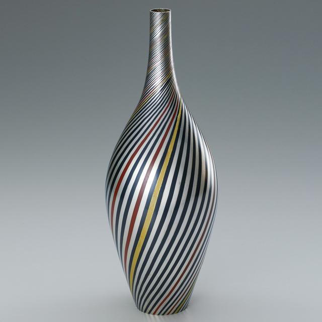 """, 'Hagiawase Vase """"Line"""",' 2013, Onishi Gallery"""