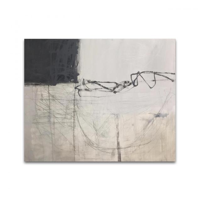, 'UCCELLO NOTTURNO,' , Exhibit by Aberson