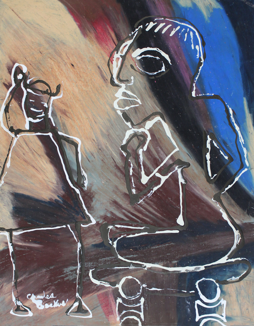, 'The Village The Ceremony The Unpredictable,' , ArtLifting