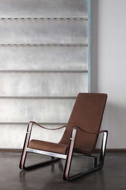 """, '""""Cité"""" armchair,' 1933, Jousse Entreprise"""