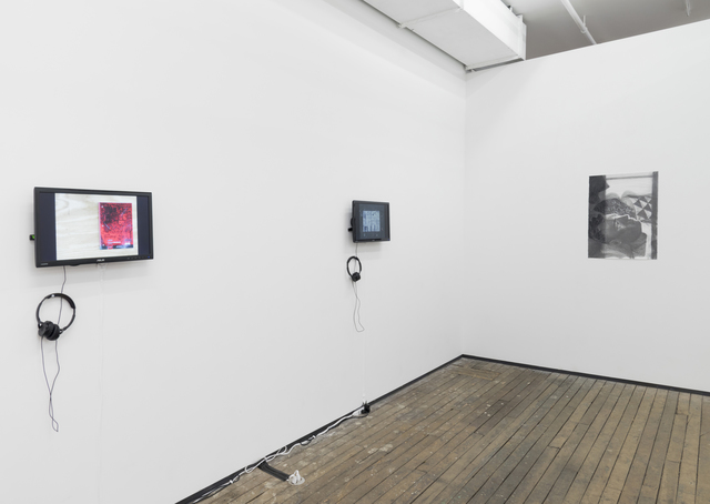 , 'Installation View: The House on Weirdfield Street, Notebook 1 & 2,' 2015, Zürcher, New York | Paris