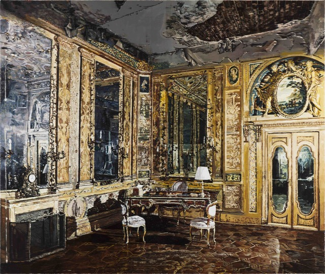 , 'A Lighthearted Palace,' 2015, Edouard Malingue Gallery