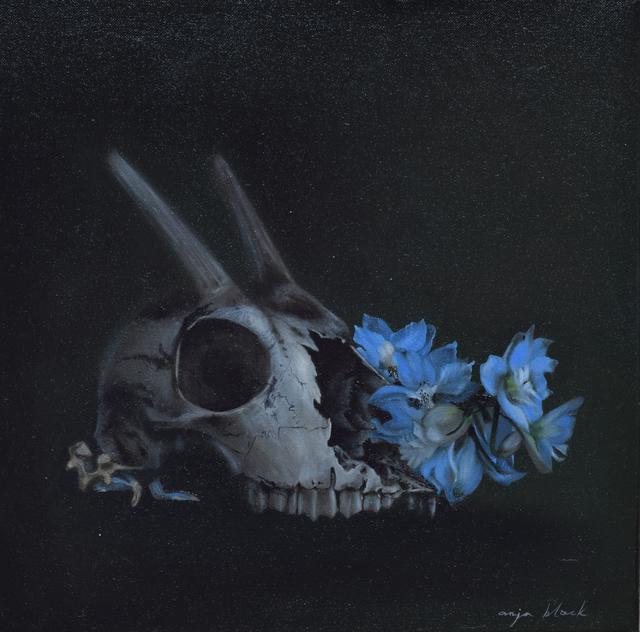 Anja Black, 'Losberg Bokkie', 2019, Painting, Oil on canvas, 33 Contemporary
