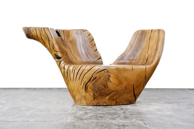 , 'Perudá Bench,' 2013, Atelier Hugo França