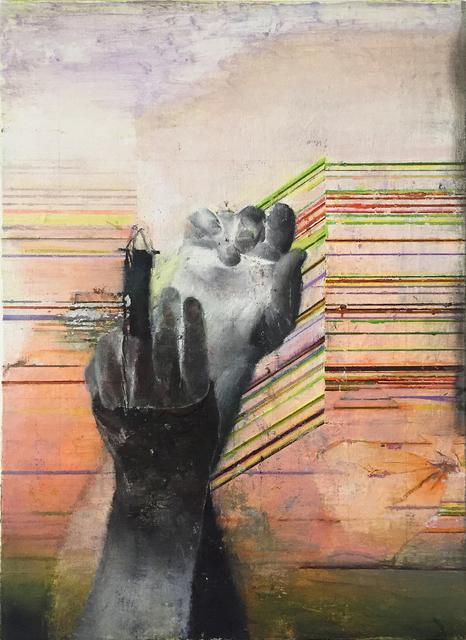 , 'Kult XI,' 2016, Parafin