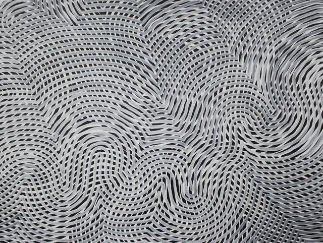 , 'Lines 39,' , Ashok Jain Gallery