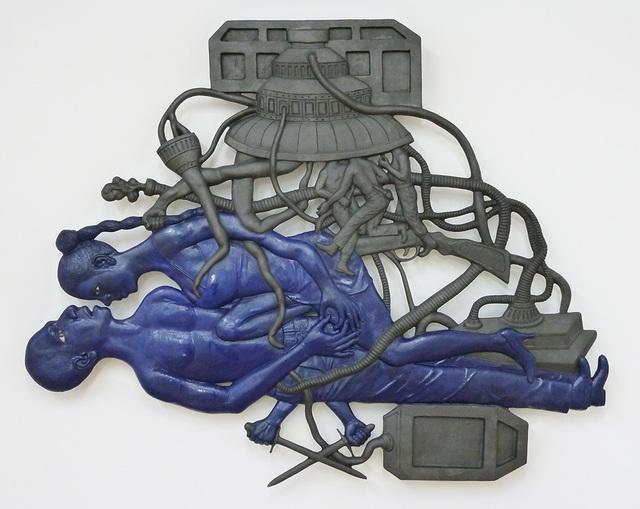 , 'Tremor,' 2014, Marc Straus