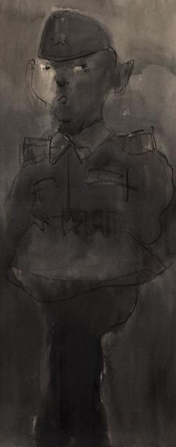 ", '""Army brat"" 3,' 2005, Krokin Gallery"