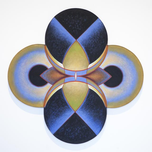, 'Centrovision 966,' 1989, Jhaveri Contemporary