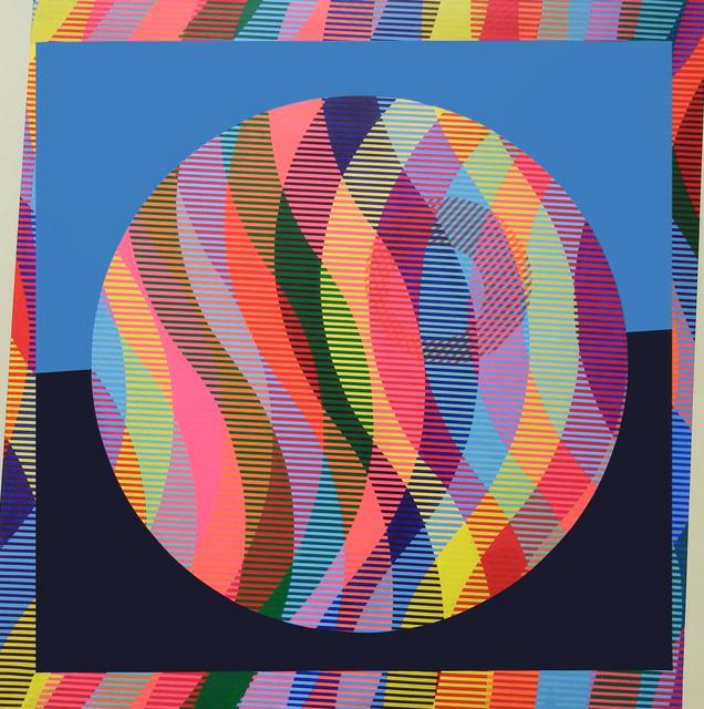 , 'Composition No 23 - 15,' 2015, Puerta Roja